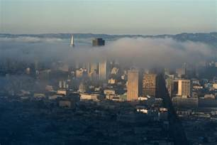 Of San Francisco July Average Maxima In San Francisco Coolest Since 1971