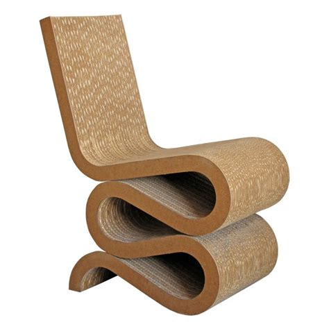 frank gehry quot wiggle quot chair at 1stdibs