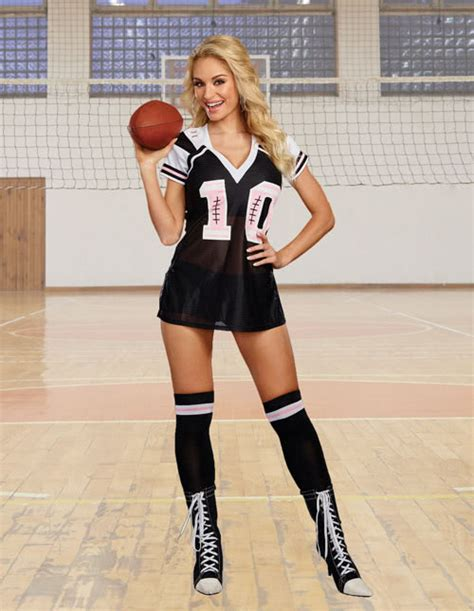 Pictures Hails Hottie by Sports Costumes Uniforms Halloweencostumes