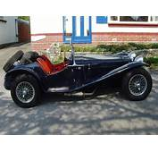 Vincent MPH Historic Replica Cars