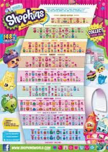 Shopkins list colouring pages click for details shopkins list season 1