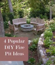 Diy Backyard Firepit Triyae Diy Backyard Pit Designs Various Design Inspiration For Backyard