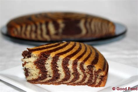 zebra pattern cake recipe good food a zebra cake for his birthday eggless