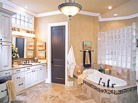Spanish Style Bathrooms Pictures Ideas Tips From Hgtv Bathroom Decor Ideas