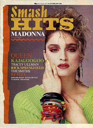 Those We Left smash hits covers 1979 1984 those we left