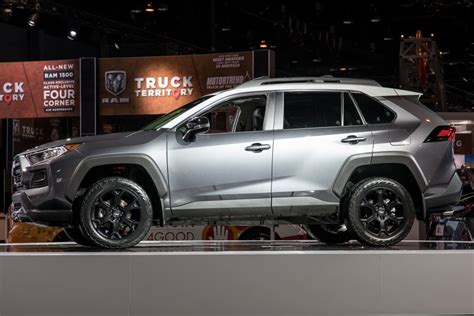 2020 Toyota Rav4 Trd Road by 2020 Toyota Rav4 Sequoia Trds One Has The Looks The