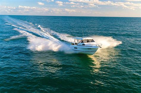 best boat for caribbean caribbean 2400 hardtop review australia s greatest