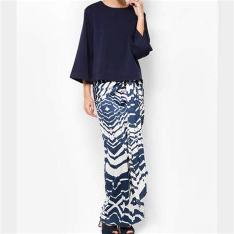 Zalora Baju Batik Wanita fesyen batik baju kurung baju kurung piping baju dea zalora baju kurung fesyen muslimah di