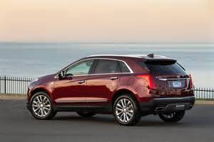 The Cadillac 2017 Cadillac Xt5 Lease Offer Announced Gm Authority
