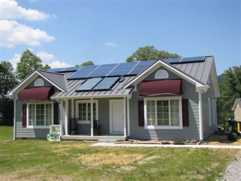 single family affordable solar homes modular home green modular homes affordable