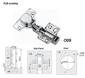 Kitchen Cabinet Installation Guide Blum Cabinet Hinges Hydraulic Buffer Hinge O07 O08 O09