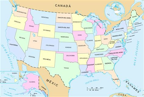 where is alaska on the united states map us 50 states map
