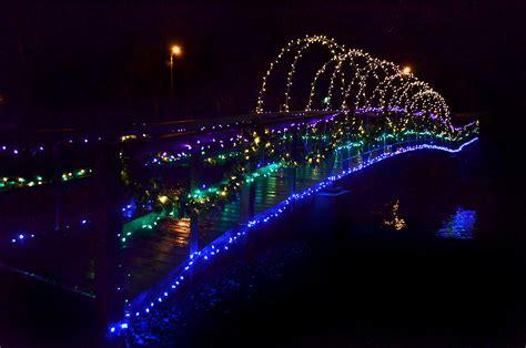 Jackson Park S Lights Cape Girardeau History And Photos City Park Lights