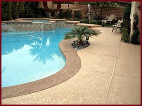 pool deck sealing coating paint contractor