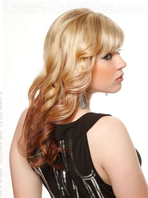 reverse hombre hairstyle pictures salon gloss blog