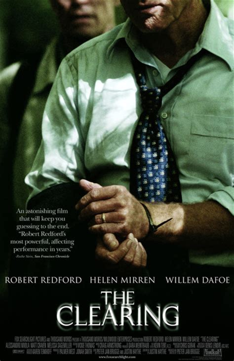 The Clearing the clearing review summary 2004 roger ebert