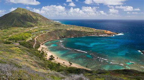 windows desktop themes hawaii hanauma bay ohao hawaii download hd wallpapers