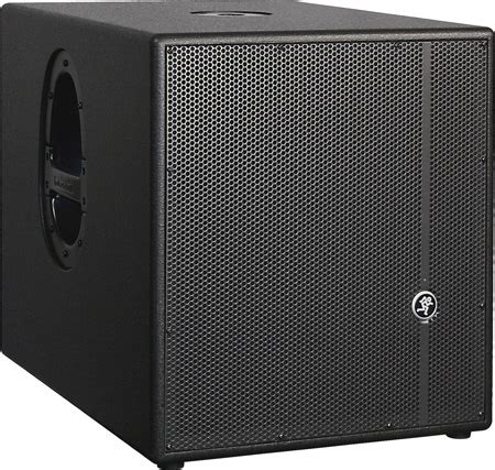 Subwoofer Aktif Asw15sum 15 Inch Professional mackie hd1501 15 inch powered subwoofer