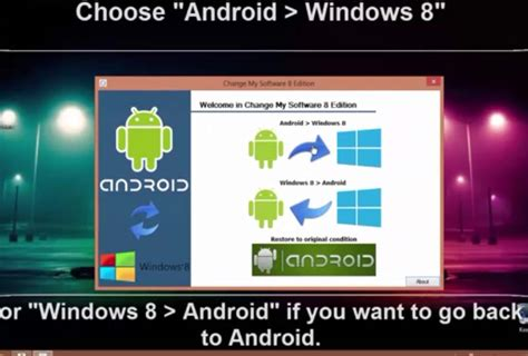 install windows 8 1 8 7 xp on android mobile tablet dual boot - Install Android On Windows Tablet