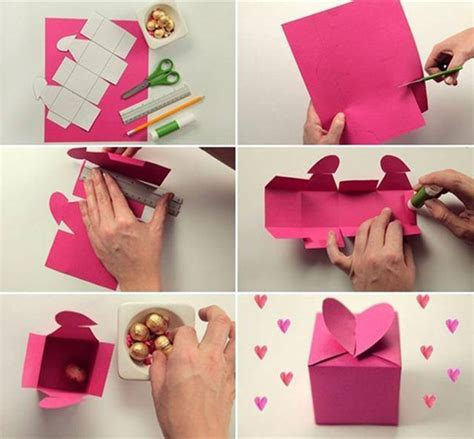 Easy Handmade Things To Make - a few simple ideas for a valentine s day crafts