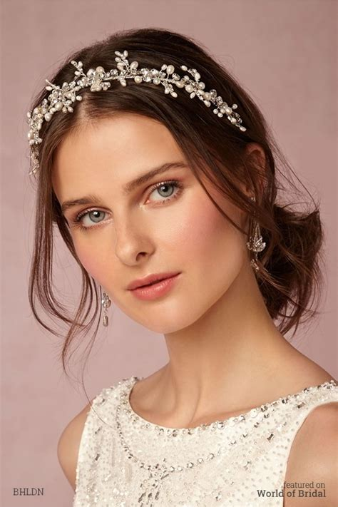 Bridal Headpieces by Bhldn 2015 Bridal Headpieces World Of Bridal