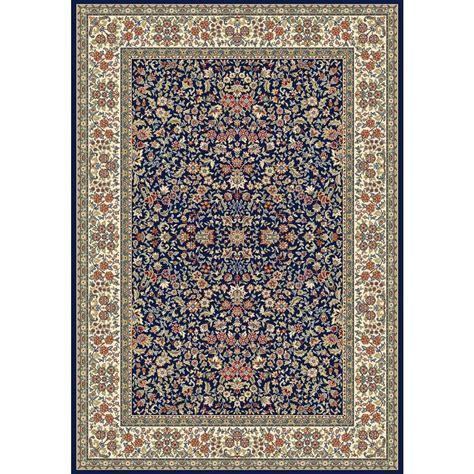 10 X 13 Blue Ivory Rug - gorman blue ivory 9 ft x 13 ft indoor area rug