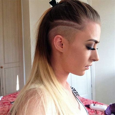 Hairstyles Cut Spider by Undercut Hairstyle Hair Hairstyle For