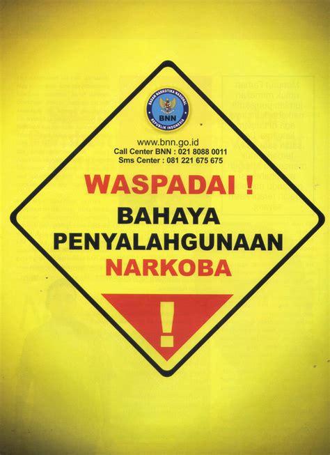 judul film untuk narkoba poster anti narkoba bnnk garut