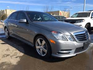 Pre Owned Mercedes E350 Pre Owned 2012 Mercedes E Class E350 4matic 4 Door