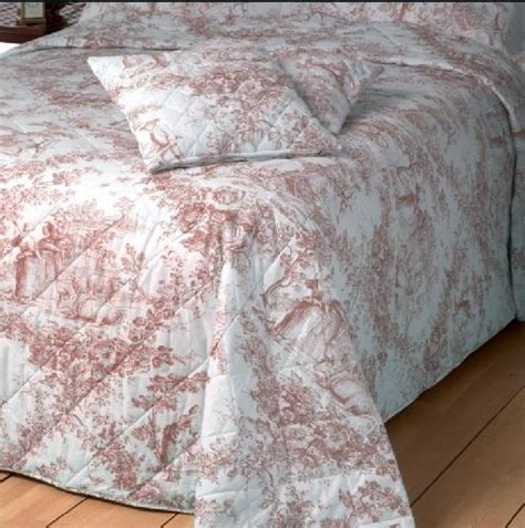 toile bedspreads and coverlets toile de jouy quilts bedspreads pink super king www