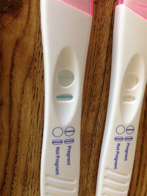 Light Positive Pregnancy Test by Is This A Positive Weddingbee