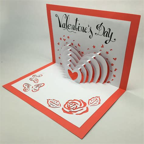 template for a dek of card bax diy มาทำการ ดว นวาเลนไทน ให คนพ เศษก นเถอะ dek d