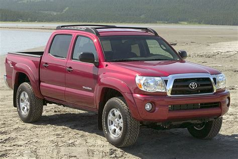 Best Year Toyota Tacoma 2007 Toyota Tacoma Reviews Specs And Prices Cars