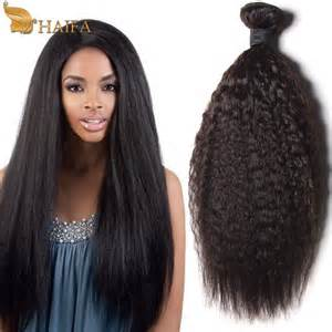 how to crochet black hair 100 human hair cheap human hair malaysian kinky straight 3pcs lot crochet