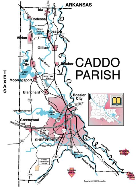 Caddo Parish Records Caddo Parish Images