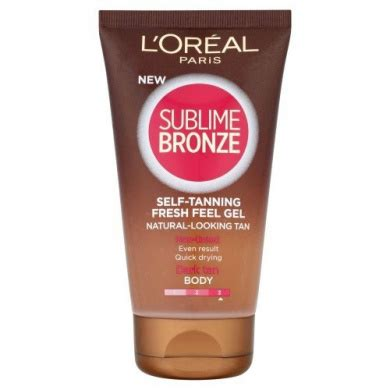 l oreal majirel buy from fishpond au l oreal self sublime bronze gel 150 ml by l or 233 al elvive shop for in