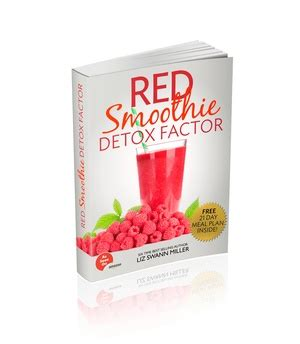 Redbook Detox Recipes by Smoothie Detox Factor All The Information Is Here