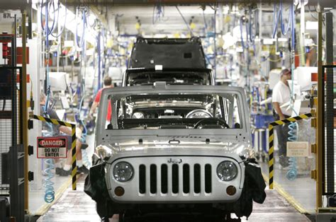 Jeep Dealership Toledo Ohio Jeep Still Deciding On New Plant After Year