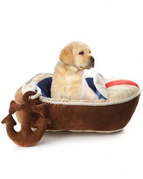 boat dog bed with anchor toy 154 best dogonboard images on pinterest doggies puppys