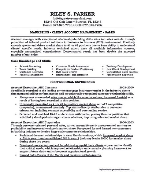 account manager resume exles account manager resume shows your professionalism in the