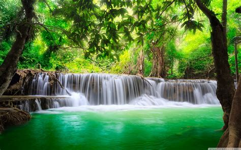 Waterfall Hd Wallpapers