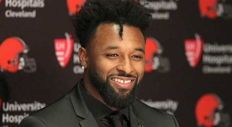 Browns 5 Year Left Out Of Will by Browns Will Sign Jarvis Landry To 5 Year 75 5 Million Deal