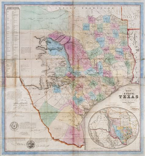 texas colonies map file 1849 de cordova map of the state of texas jpg wikimedia commons