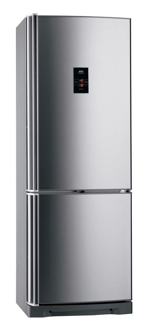 Freezer Electrolux new high performance stainless steel fridge freezer from