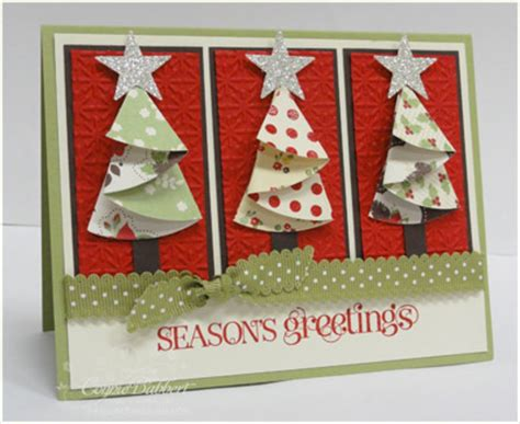 folded tree card template inkspired treasures 187 folded tree