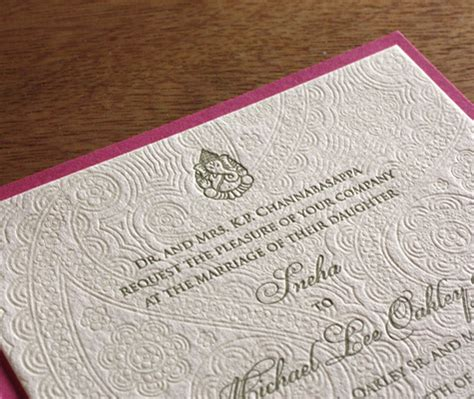 indian wedding invitation symbols symbols for religious wedding invitations letterpress wedding invitation