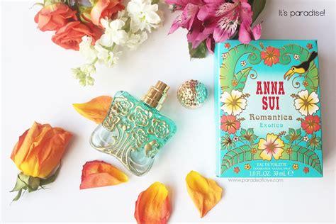 Parfum Original Sui Romantica Exotica For 100original step into a tropical paradise with sui s romantica exotica review roanna