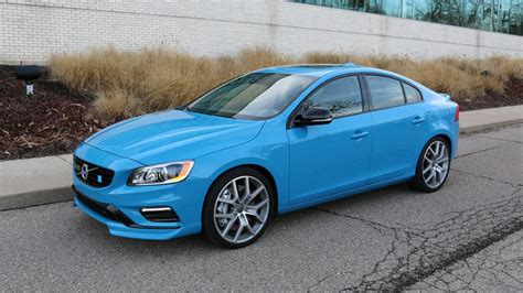 2015 volvo s60 polestar review notes autoweek
