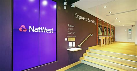natwest bank locations rbs flagship moorgate branch fit out overbury