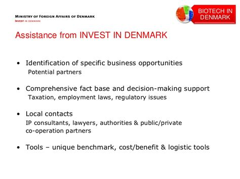 Mba In Denmark Cost by Medicon Valley And Science Cluster In Denmark